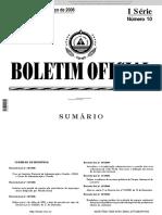Decreto-Lei nº 29_2006 - Regime juridico da avaliação do  impacto ambiental dos projectos publico e privados