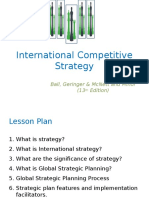 9_International Competitive Strategy