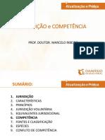 Material de Apoio-Jurisdicao e Competencia-Marcelo Ribeiro