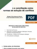 Material de Apoio-Mediacao e Conciliacao-Rodrigo Dantas