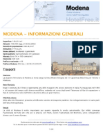 Guida Modena