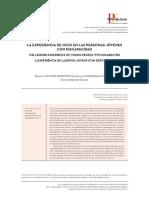 LA EXPERIENCIA DE OCIO EN LAS PERSONAS JÓVENES CON DISCAPACIDAD..pdf
