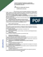 ISO 27001 AL RESUMEN NORMA ISO 27001