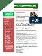 Iccc Newsletter Januari 2011