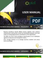 BEA System Manual