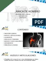 BIOMECÁNICA DE HOMBRO.pptx