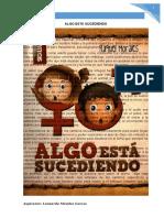 14.LEER EL LIBRO ALGO ESTA SUCEDIENDO
