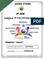 TABLETS..pdf