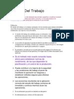 Estudio Del Trabajo (Word)