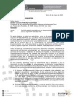 OFICIO N°061-2020-SUNARP-SN