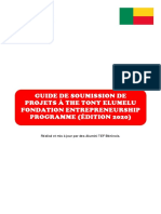 Canevas TEF 2020