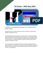 the hindu notes 09-05-2020 www.job9.in.pdf
