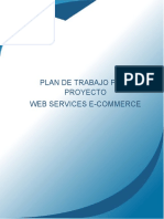 historias de usuario Ecommerce web services fase 1