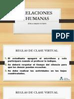 Clase virtual Ética 8°