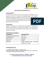 FICHA TECNICA ACIDO NITRICO 46%-2015 (1)
