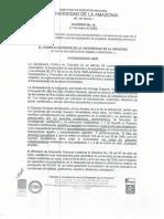 Acuerdo 012 - Mecanismo Excepcional y Transitorio de Pago de La Matricula