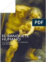 Luis Pancorbo-El Banquete Humano. Una Historia cultural del canibalismo