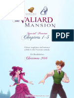 The Valiard Mansion - Chapters 1-5