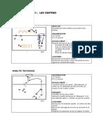 U11  Entrainement -  les centres (1).doc