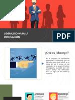 LIDERAZGO PARA LA INNOVACIÓN..pptx