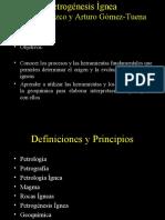 PETROGENESIS  DE ROCAS IGNEAS.ppt