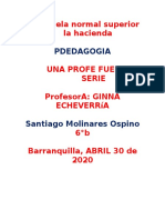 TALLER DE PEDAGOGIA UNA PROFE FUERA DE SERIE}.docx