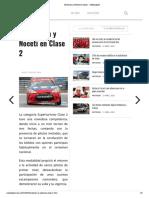 Barbachan y Noceti en Clase 2 – Motorsports