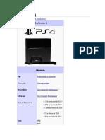 PlayStation 4 lo de reallll