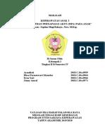 Revisi-Makalah Kelompok 2. ISPA Keperawatan Anak.docx