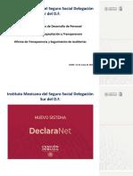 NUEVO SISTEMA DECLARANET PRESENT. SINDICATO.pdf
