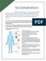 diabetes complications  english