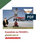 Sandro Benecci Respondiendo Una PREGUNTA ¿Sandro que es MultiORGASMICO?