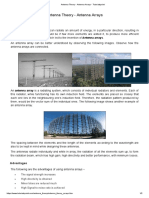 Antenna Theory - Antenna Arrays - Tutorialspoint