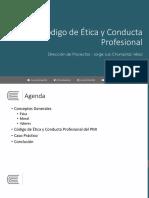 UC Direccion de Proyectos - Sesion 1 Codigo de Etica.pdf