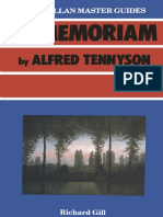 [Macmillan Master Guides] Richard Gill (auth.) - In Memoriam by Alfred Tennyson (1987, Macmillan Education UK).pdf