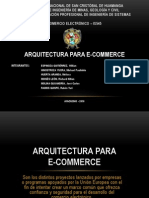 Arquitectura E Commerce