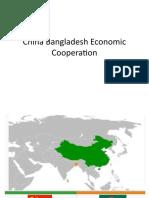 China Bangladesh Economic Relation