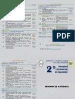 Programa Final coloquio 2019
