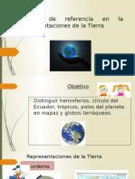 PPT CLASE 2 HISTORIA Líneas de referencia de la Tierra