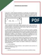 OBTENCION DEL ACIDO PICRICO