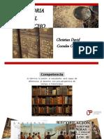 Semana 1 - Historia del Derecho.pptx