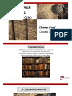 Semana 2 - Derecho Primitivo  y Fuentes (1).pptx