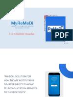 MyReMeDi Presentation_For Hospitals_Ver 4.0