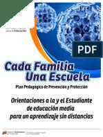 Orientaciones a Estudiantes Ed Media - MPPE