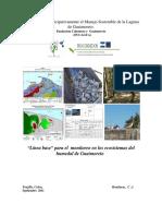 Linea base de monitorero en los ecosistemas del humedal de Guaimoreto
