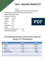 CASO PRACTICO- BASE PRESUNTA