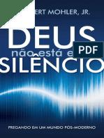 Deus Não Esta Em Silêncio