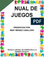 MANUEL DEL JUEGO