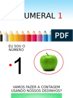 Numeral 1 - ppt
