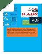SUPERMERCADO KAIROS-GRUPO 1 -FORO 2.XLS